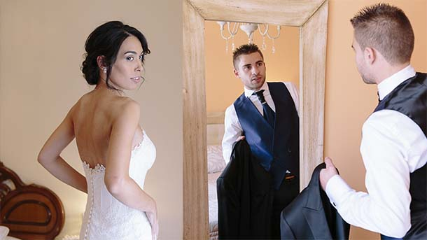 novios boda toledo