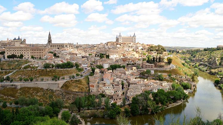 casarte en Toledo